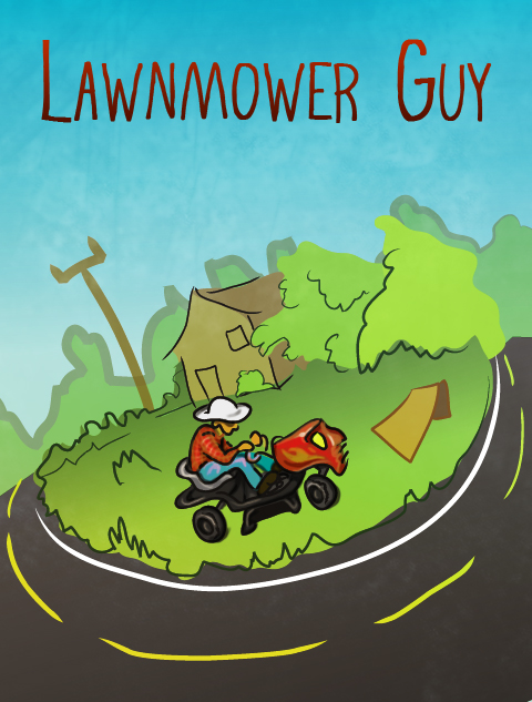 Lawnmower Guy
