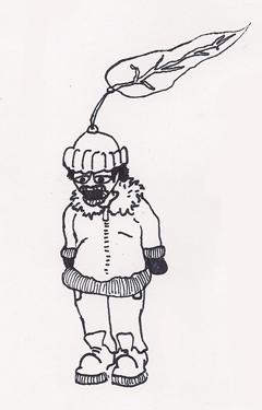 leaf guy