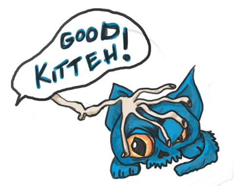 good kitteh