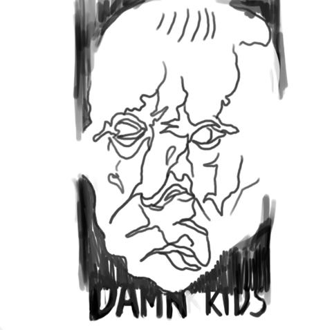 damn kids