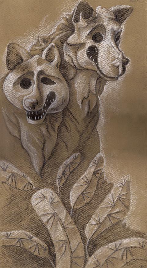 wolfmask