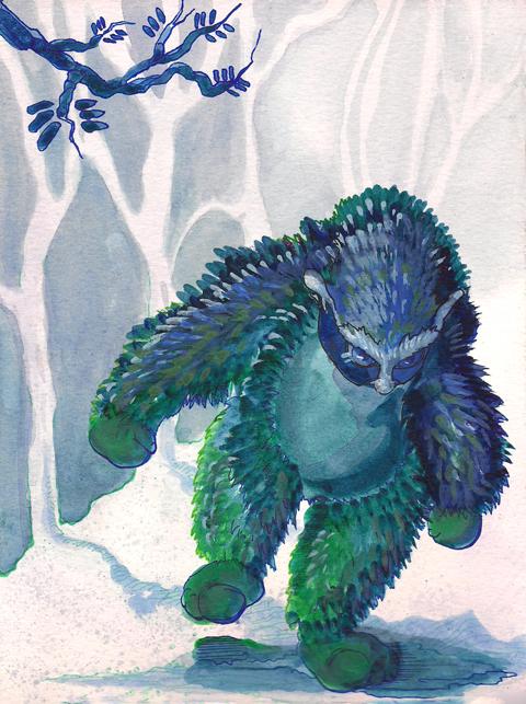 owl bear