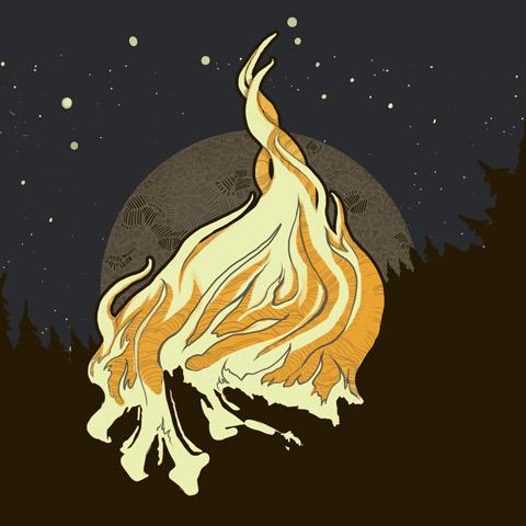 Evening Fireskull
