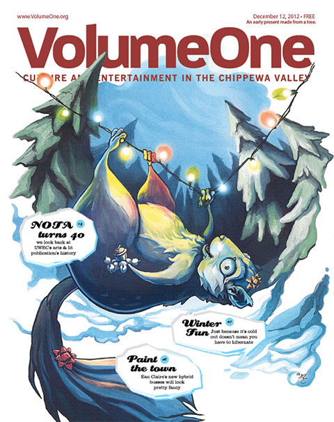 volume one cover