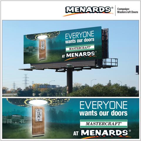 Door Billboard