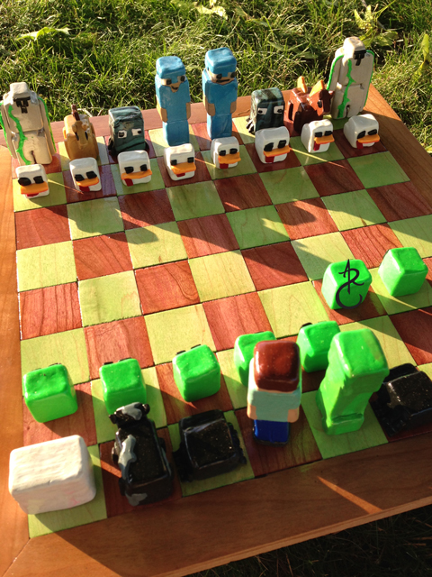 minecraft chess